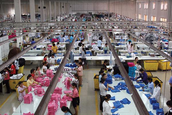 xưởng may quần áo uy tín