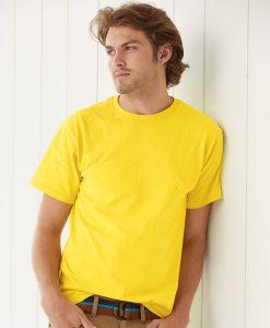 áo thun màu vàng đẹp