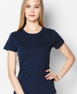áo thun nữ 100% cotton màu đen