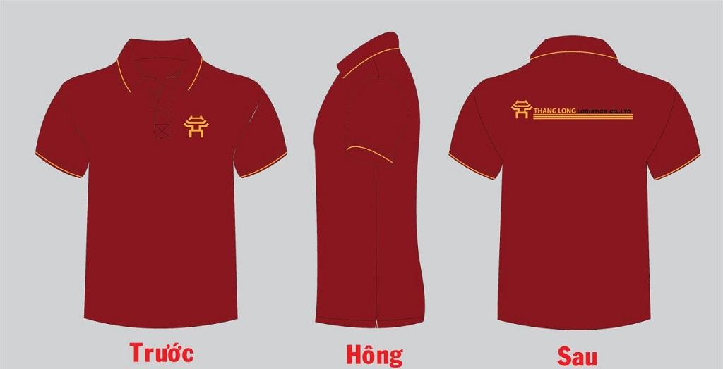 May áo thun đồng phục tại Quận 6