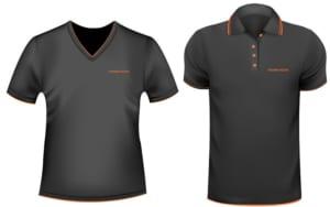 May áo thun đồng phục tại Tân Bình