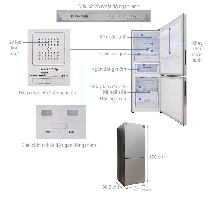 tủ lạnh inverter 2