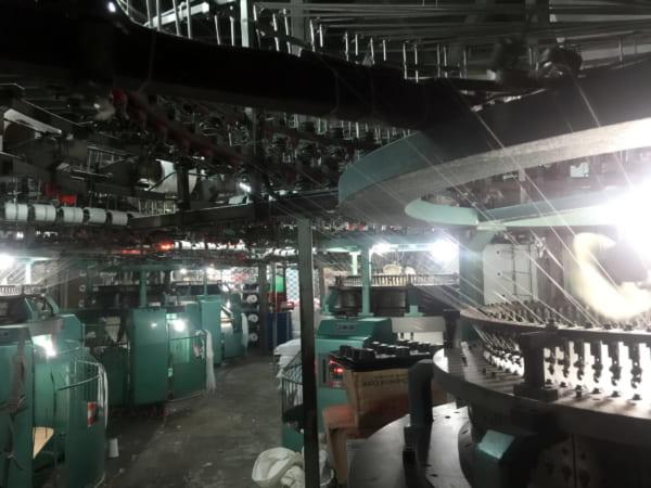 xưởng dệt áo thun