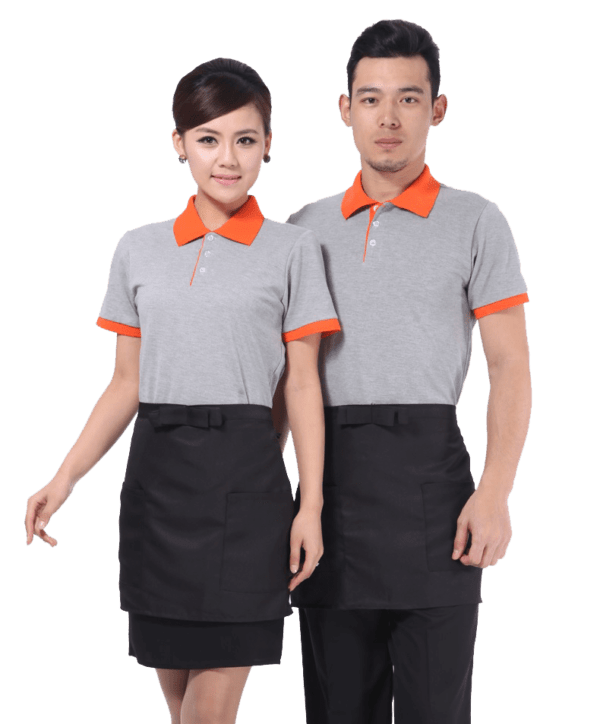 Áo phông đồng phục quán cafe