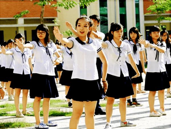 Đồng phục dành cho học sinh