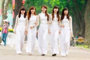 Học sinh ở Việt Nam