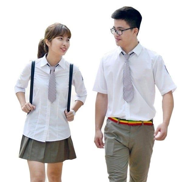 Đồng phục học sinh dành cho cấp 3