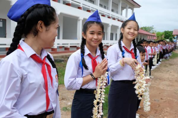 Đồng phục học sinh truyề thống