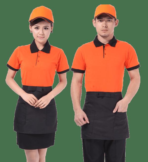 Đồng phục quán cafe 2020