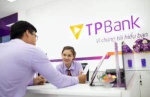 đồng phục của TP Bank