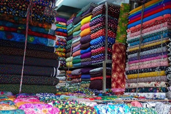 Chợ Vải Lê Minh Xuân