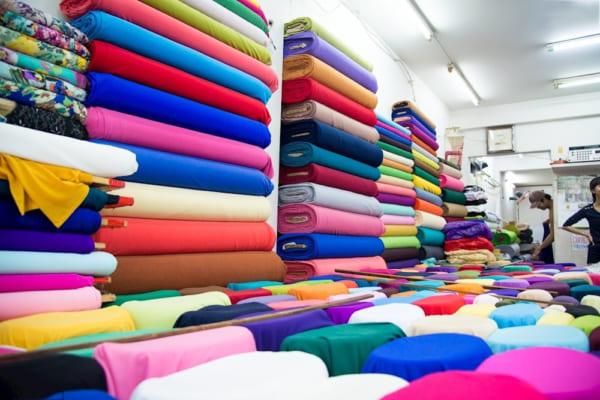 Chợ vải