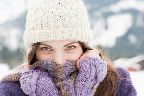 Giữ ấm cho cơ thể