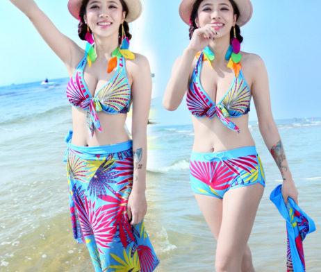 Khăn choàng bikini