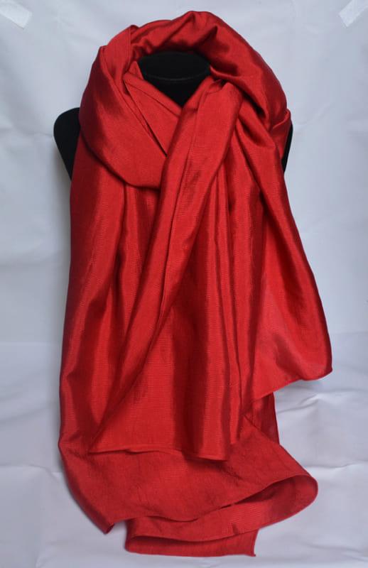 Khăn vải lụa
