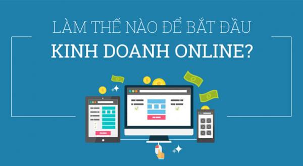 Làm thế nào để kinh doanh online