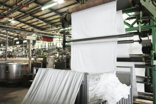 Quy trình dệt vải
