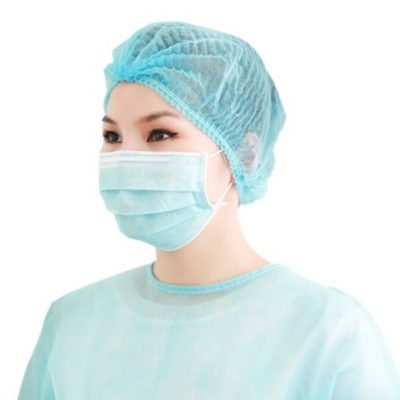 Vải không dệt làm khẩu trang y tế