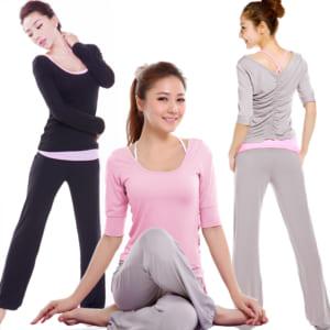 Vải spandex may đồ yoga