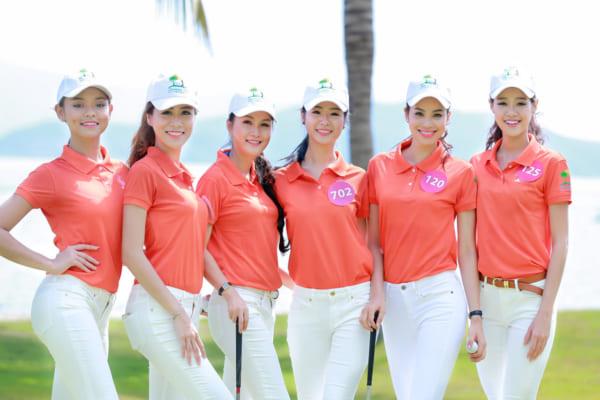 Áo đồng phục dành cho nhóm nữ