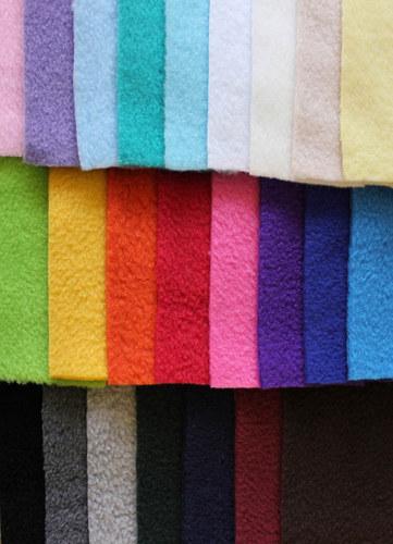 Bảo quản vải nỉ không bị xù lông