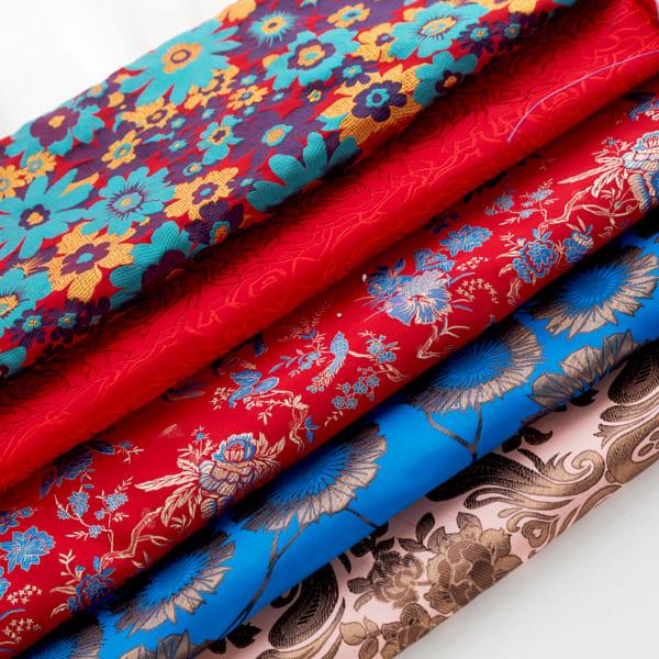 Cách bảo quản vải gấm