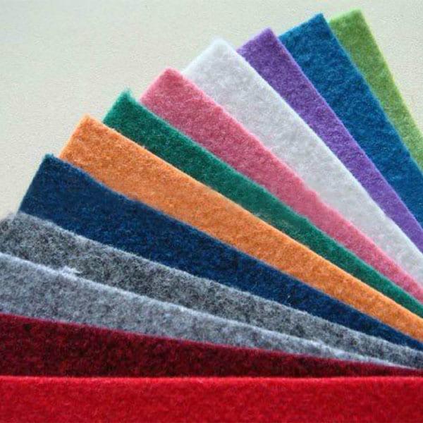 Cách nhận biết vải nỉ sử dụng trang trí nội thất