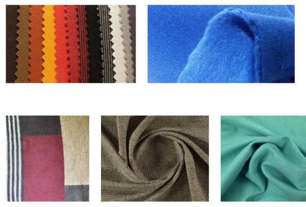 Phân loại vải Acrylic