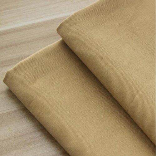 Vải kaki làm từ sợi bông tự nhiên