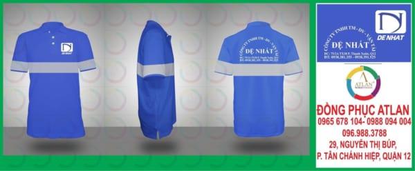 Áo thun đồng phục công ty Đệ Nhất