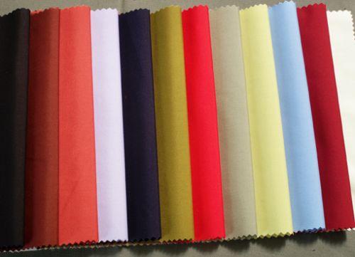 Các loại vải thun cotton 65_35