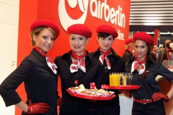 Hãng bay Air Berlin của Đức