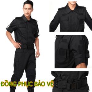 Hình ảnh đồng phục bảo vệ