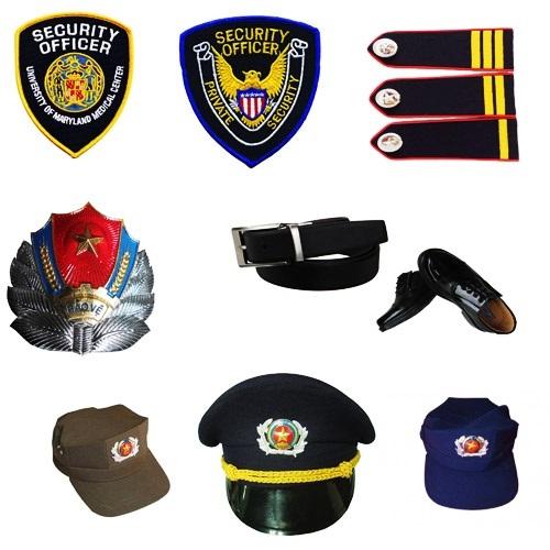 Phụ kiện đồng phục bảo vệ