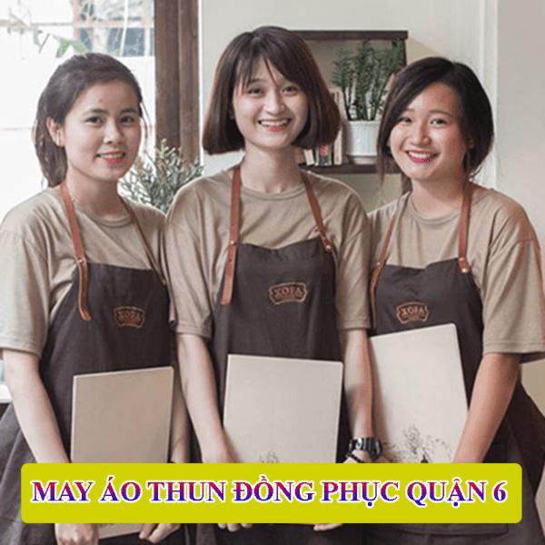 đồng phục nữ quán cafe