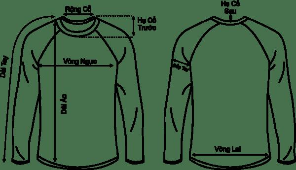 Chọn form áo đồng phục