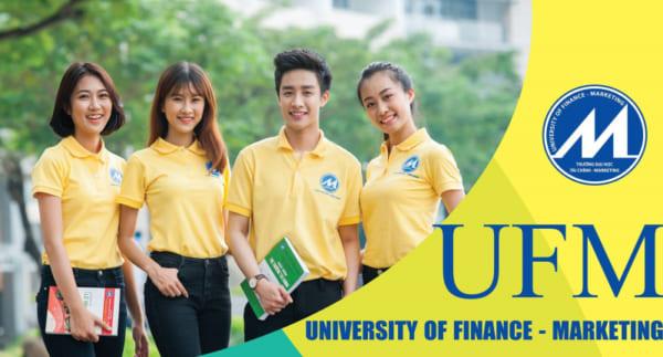 May đồng phục sinh viên trường UFM
