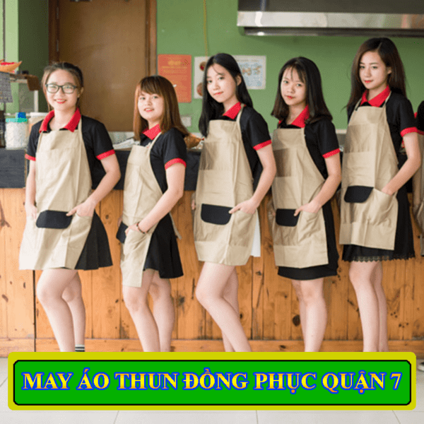may áo thun đồng phục quận 7