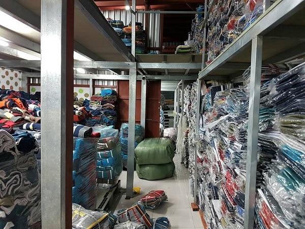 Xưởng may quần áo trẻ em VNXK - Sala Kids