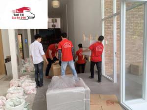 Chuyển kho xưởng trọn gói tại TPHCM | Taxi Tải Giá Rẻ 24H