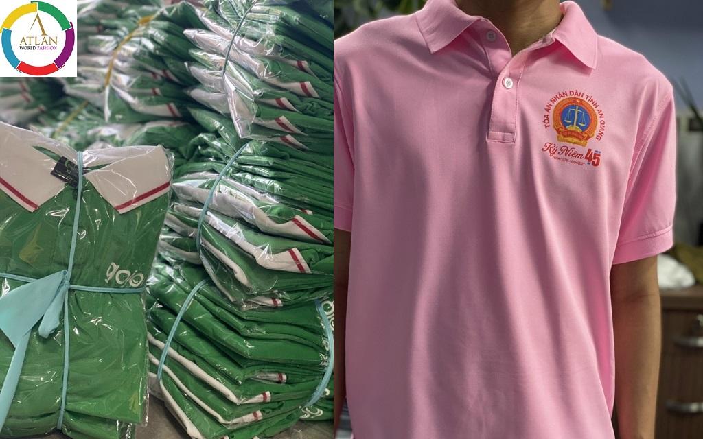 May áo thun đồng phục tại Quận 8