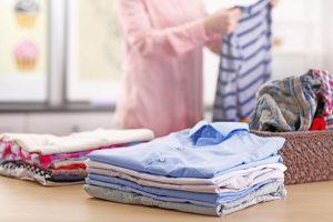 Cách làm khô nhanh quần áo