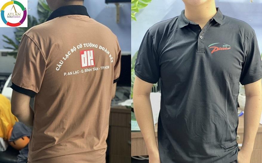 Áo thun đồng phục giá rẻ tại TPHCM